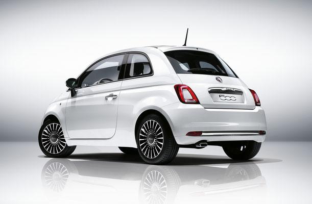 Erleben Sie den neuen Fiat 500 bei Fiat Strasser in Rosenheim