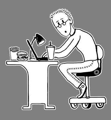 Illustrationen für Animation