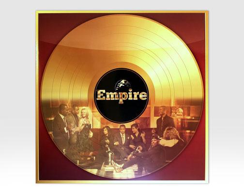 「Empire 成功の代償」DVDサンプリングケース オモテ