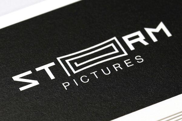STORM PICTURES 名刺
