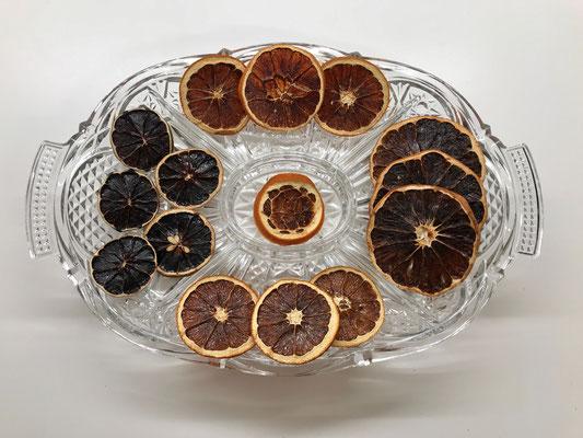 Selbst getrocknete Früchte
