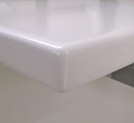MDF Fensterbrett weiß