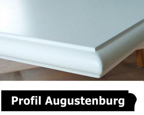 Fensterbank weiss Profil Augustenburg