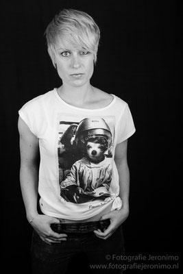 Fotografie, Jeronimo, Roosendaal, Brabant, portretfotografie, portretfotograaf, fotoshoot, portret, zwartwit, 6