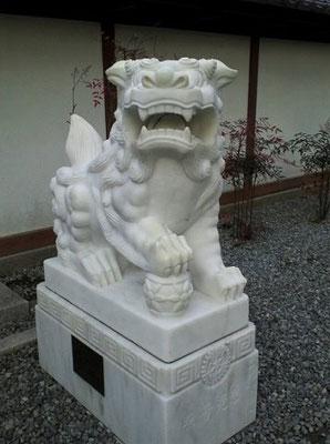 鎌倉大仏狛犬(阿形)
