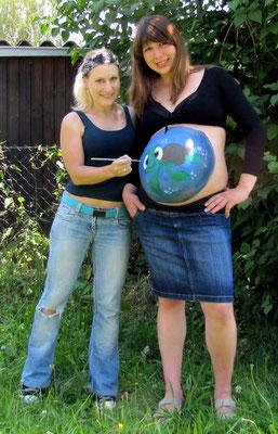 (2) UNTER DEM MEER, Jasmin / Freiberg, 18.06.12