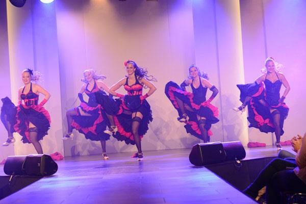 Burlesque Tanzshow Matchless