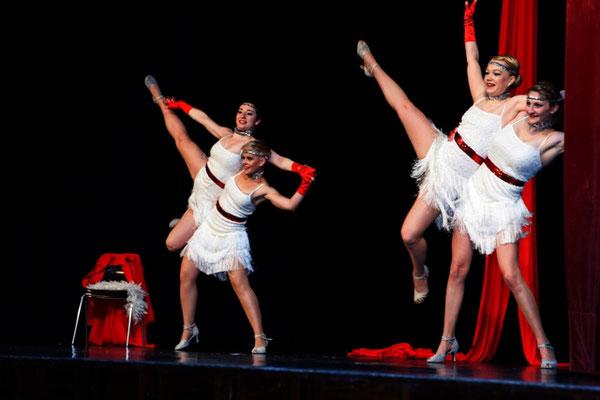 Charleston Show Tanzgruppe
