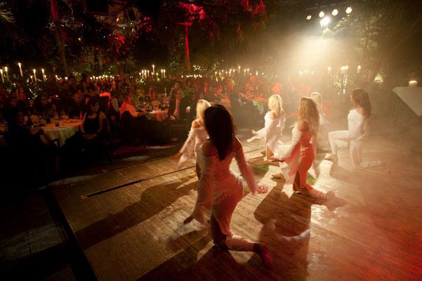 Matchless Luft und Erde Tanzshow