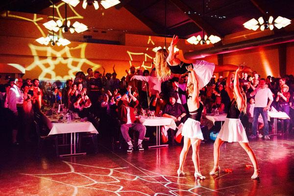 Matchless Tanzshow für Hilti