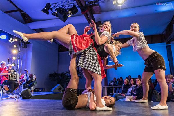 Schweizer Tanzshow Matchless