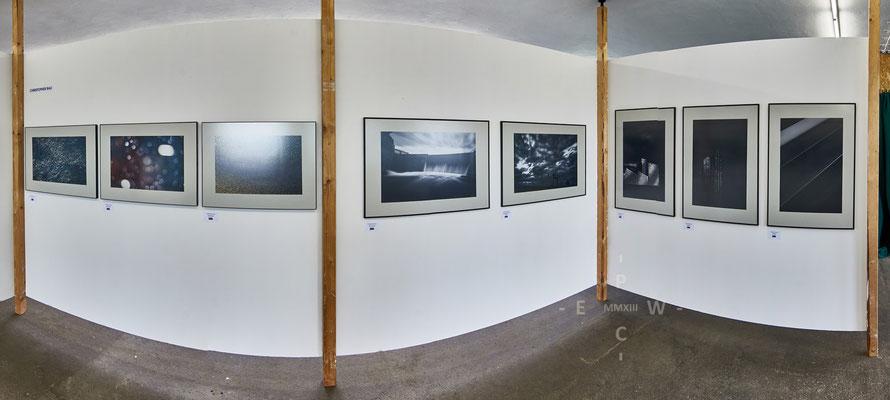 """Ausstellung """"Realität ist Relativ"""" in Selbitz"""