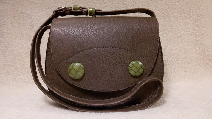 Le sac Anna - Bali Coco maroquinerie - 115€