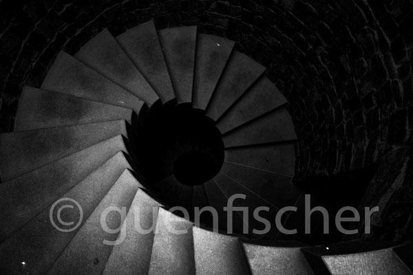 Treppe - 2 (Voht Brunnen in Marokko)