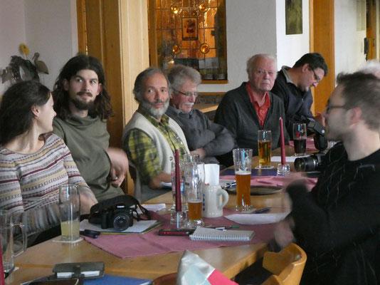 JHV und Tagung waren recht gut besucht. Foto: Inge Steidl