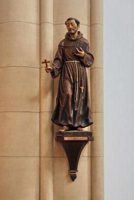 Kloster u. Kirche St. Franziskus und Antonius von Padua