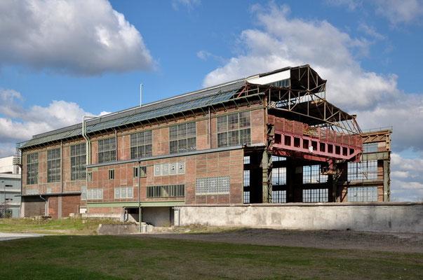 Phoenix-West, Dortmund - Hörde | Gasgebläsehalle II (1923)