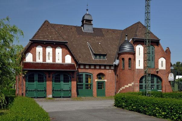 Zeche Zollern II/IV, Dortmund-Bövinghausen - Wagenremise, Pferdestall