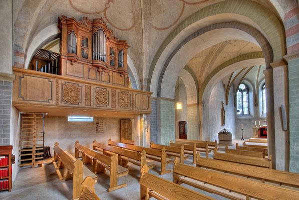 ev. St. Chrysanthus und Daria, Dortmund - Wellinghofen
