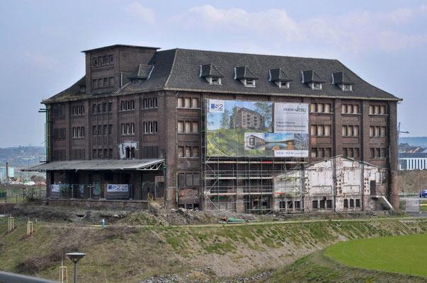 Phoenix - See, Dortmund - Hauptmagazingebäude 2012