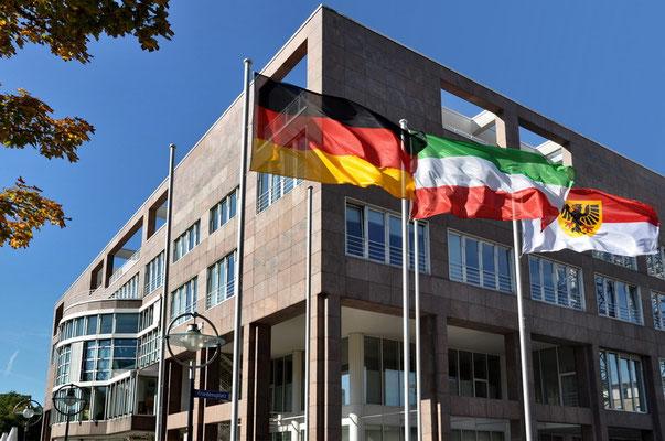 Rathaus, Friedensplatz, Dortmund