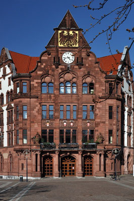 Altes Stadthaus (1899)