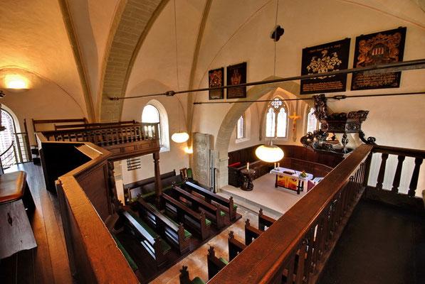 Ev. Kirche, Dortmund - Bodelschwingh