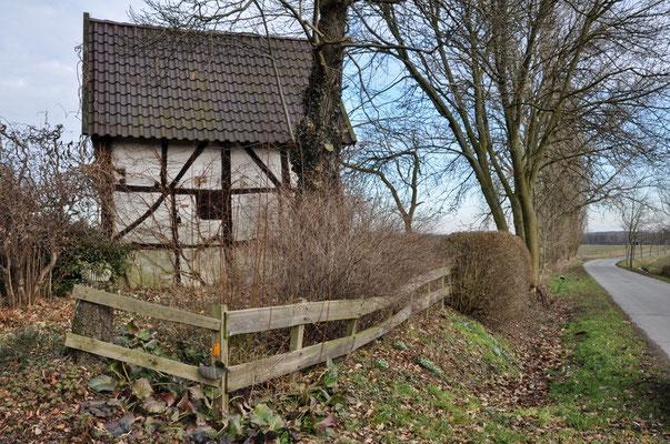 Altes Backhaus   Dortmund - Brechten, Wülferichstr.