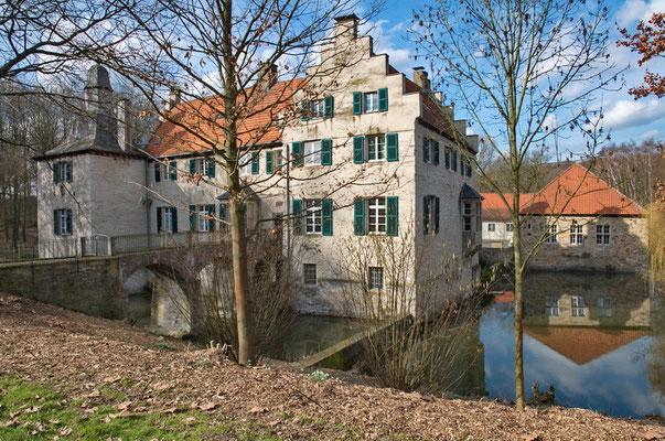 Wasserschloss Haus Dellwig, Dortmund - Lütgendortmund