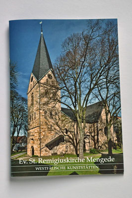 Broschüre: ev. St. Remigiuskirche, Dortmund - Mengede