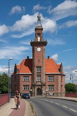 Altes Hafenamt, Dortmund (denkmalgeschützt) 07/2014
