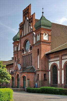 Zeche Zollern II/IV, Dortmund-Bövinghausen - Lohnhalle