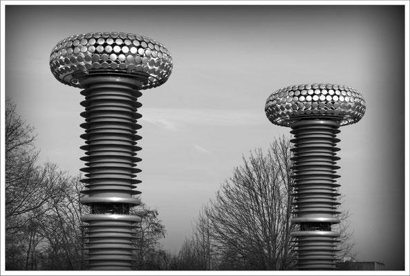 Irdische Andockstation für UFOs