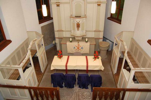 Kapelle Wischlingen | 2005
