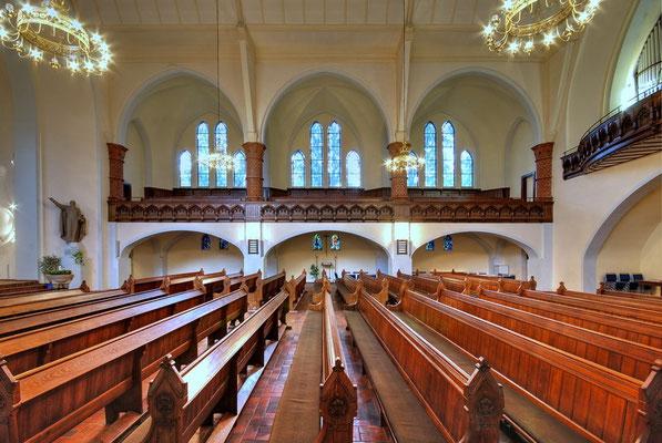 ev. Kirche Dortmund - Dorstfeld