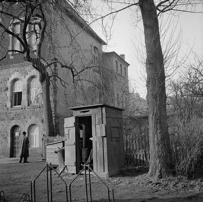 Amtshaus, Dortmund - Aplerbeck | 1950er Jahre Quelle: Denkmalbehörde