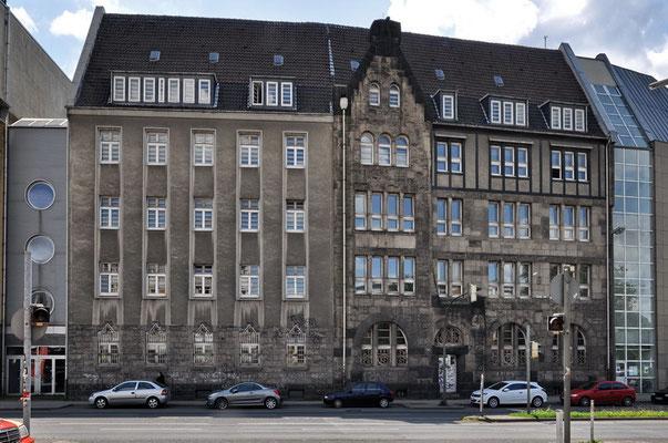 Steinwache, Dortmund - Nordseite