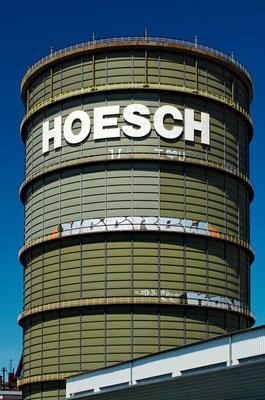 Phoenix-West, Dortmund - Hörde | Gasometer (1959)