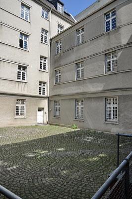 Steinwache, Dortmund - Gefängnishof
