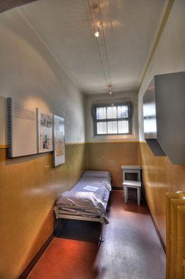 Steinwache, Dortmund - Rekonstruktion einer Gefängniszelle