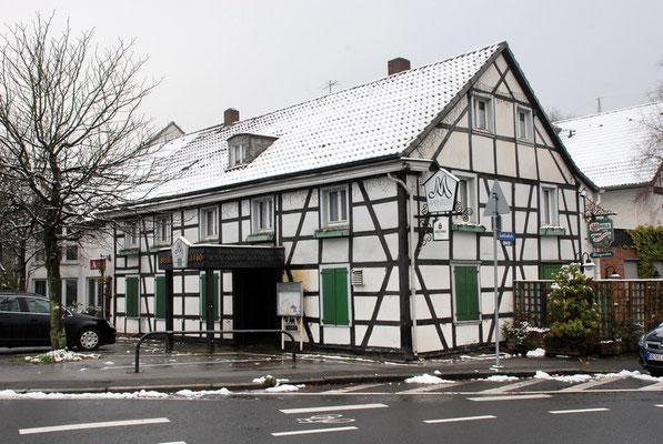 Dortmund - Kirchhörde, Schneiderstr.   2013 abgerissen
