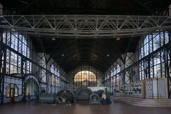 Zeche Zollern II/IV | Maschinenhalle nach der Sanierung  | Sep 2017