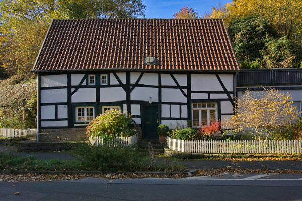 Dortmund - Syburg, Syburger Kirchstr.
