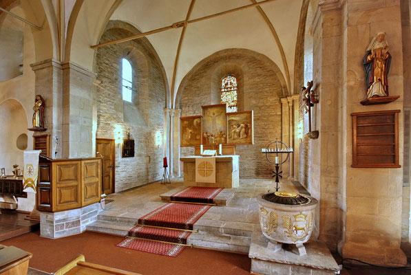 ev. Kirche St. Dionysus, Dortmund - Kirchderne