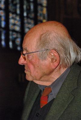 Gottfried von Stockhausen 2007 zu Gast in St. Reinoldi, Dortmund