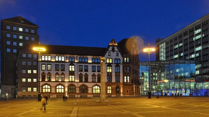 Stadthaus Olpe, Altes Stadthaus (1899), Stadthaus Südwall Dortmund