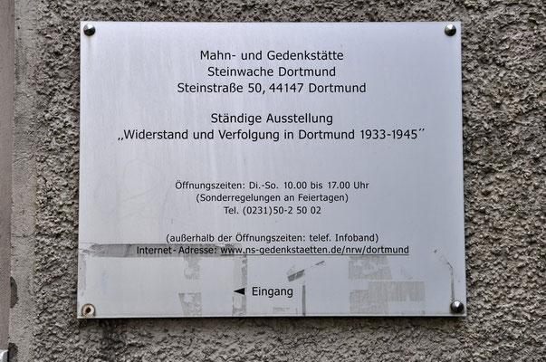 Steinwache, Dortmund