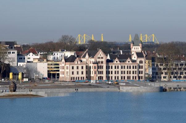 Hörder Burg/Phoenix - See, Dortmund - März 2011