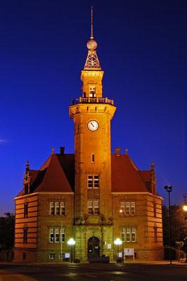 Altes Hafenamt, Dortmund (denkmalgeschützt)