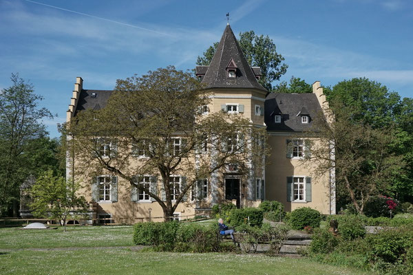 Wasserschloss Haus Westhusen | Mai 2015